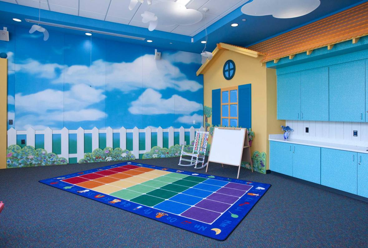 RCL's Storytime Room